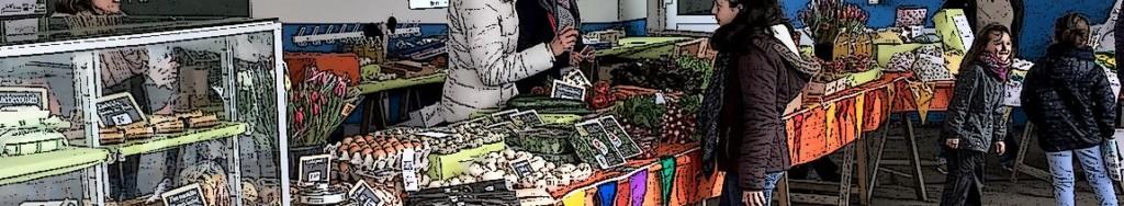 Petit marché à l'école - Samedi 6 avril 2019