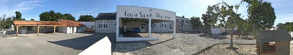 Ecole Sainte Thérèse - Châteauneuf